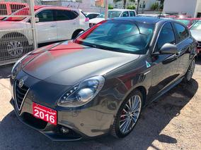 Alfa Romeo Giulietta 1.8t Quadrifoglio Verde Aut 2016 Credit
