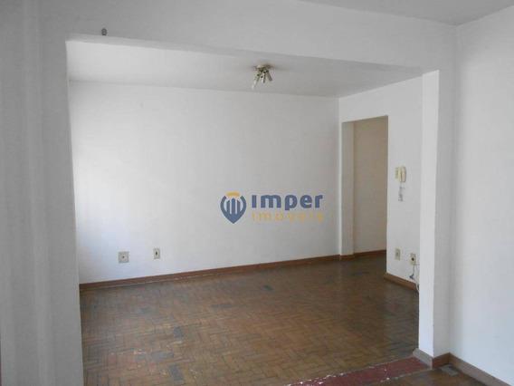 Apartamento Com 2 Dormitórios Para Alugar, 80 M² Por R$ 2.300/mês - Bela Vista - São Paulo/sp - Ap12649