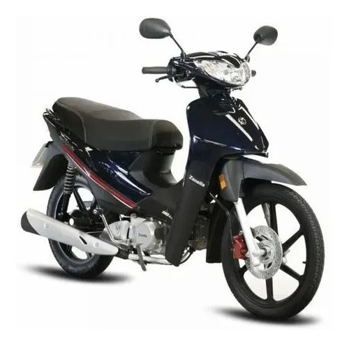 Zanella Zb 110 Full 18cta$6.732 Motoroma Styler 150