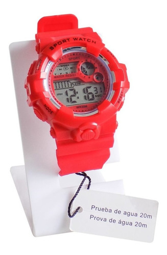 Relógio Infantil Digital Kids A Prova D'agua Ross134