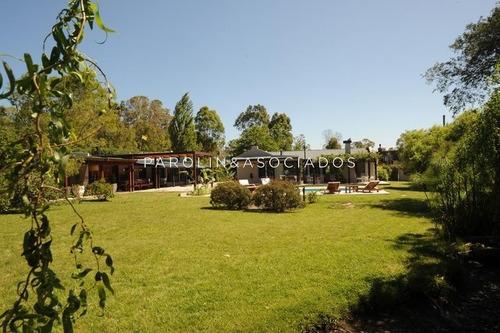 Chacra 5 Dormitorios, Punta Del Este - Ref: 963