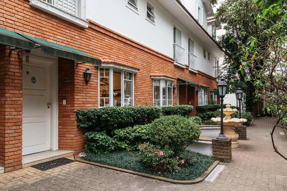 Casa Sobrado Em Condomínio 4 Dormitórios 2 Suítes À Venda, 167 M² Por R$ 1.290.000, Praça Graciliano Ramos, 81 - Vila Mariana - São Paulo/sp - Ca0976 - Ca0976
