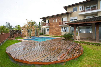 Casa Residencial À Venda No Picolé, Camboinhas, Niterói. - Ca0655
