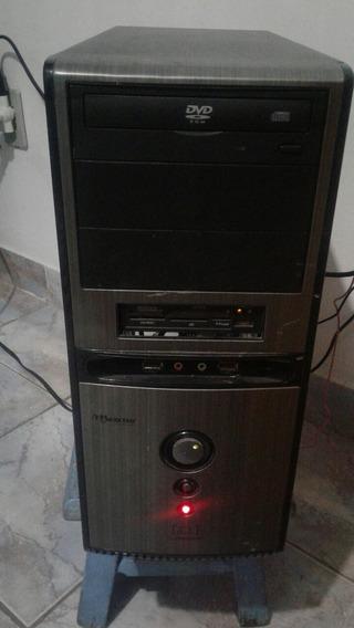 Cpu Completo Com Placa Asus M4n68t Le