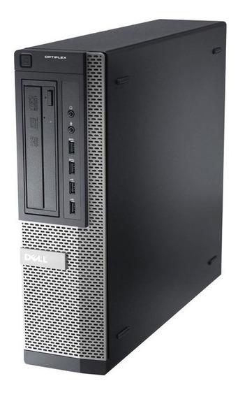 Pc Core I3 3.10ghz Ssd 120gb 4gb Dvd Dell 790 Muito Rápida