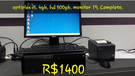 Computador Dell Optiplex Core I5