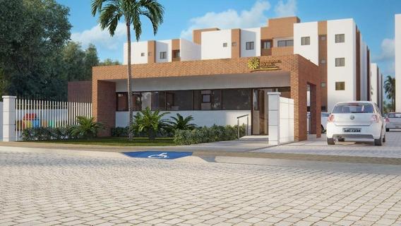 Apartamento Em Geisel, João Pessoa/pb De 58m² 2 Quartos À Venda Por R$ 168.000,00 - Ap210950