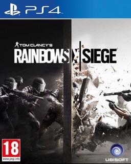 Tom Clancys Rainbow Six Siege Ps4 Digital Gcp