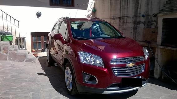 Vendo: Chevrolet Tracker Awd Ltz+ 4 X 4 Modelo 2016
