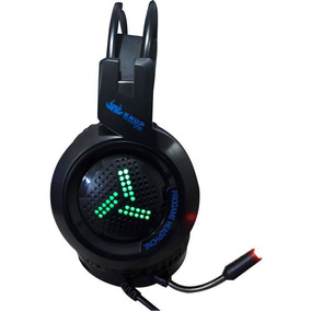 Fone De Ouvido Headset Gamer Pro 7.1 Knup Kp-430 Bass