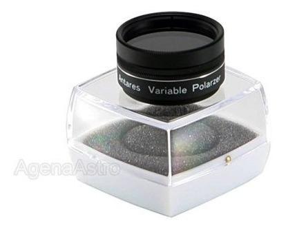 Filtro Polarizador Antares Para Telescópio 1.25