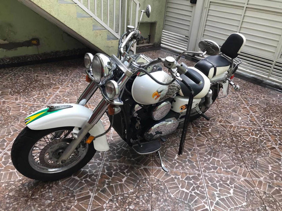 Kawasaki Vn1700 Classic Nao Indian Harley Deividson Goldwing