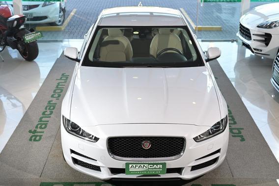 Jaguar Xe Pure 2.0 16v Si4 Turbo Aut./2017