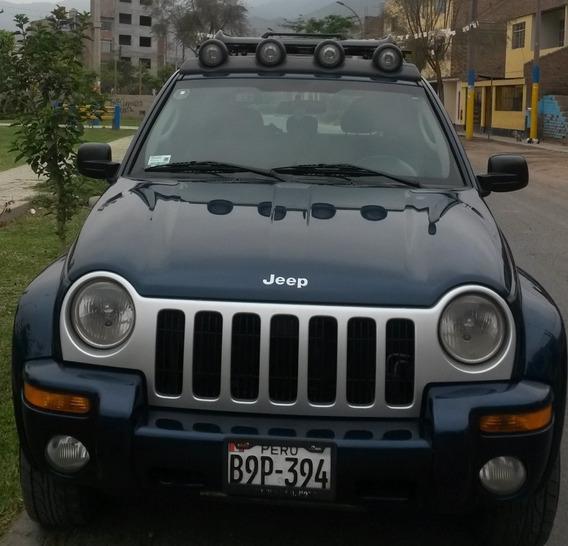 Camioneta Jeep Cherokee Sport 4x4 En Muy Buen Estado