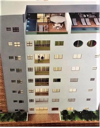 Imagen 1 de 6 de Serralles 2 Hab 91mts  Balcon