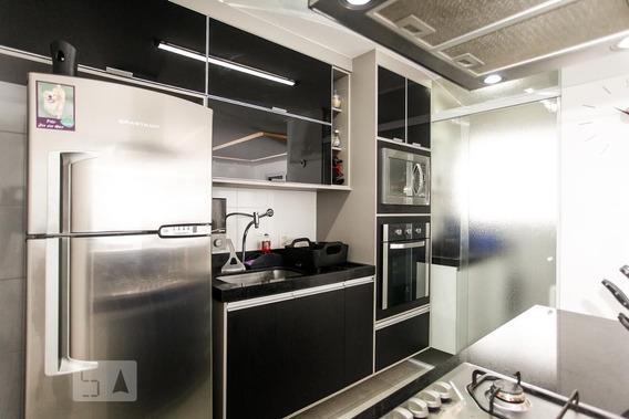 Apartamento No 22º Andar Com 2 Dormitórios E 2 Garagens - Id: 892941870 - 241870