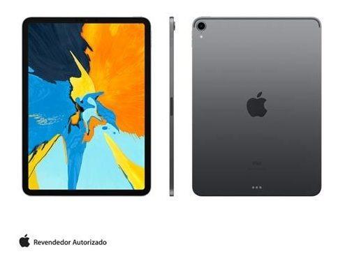 iPad Pro Cinza Espacial Com Tela De 11 , Wi-fi, 64 Gb E Proc