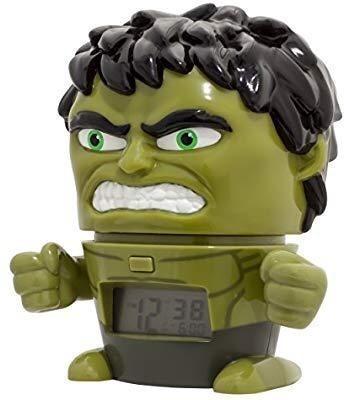 Reloj Despertador Hulk Marvel Nuevo