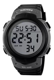 Reloj Skmei Hombre Digital Deportivo Mujer Sumergible Alarma