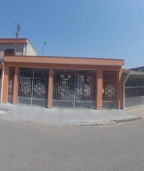 Casa Com 2 Dormitórios À Venda, 112 M² Por R$ 380.000 - Parque São Vicente - Mauá/sp - Ca0154