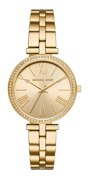 Relógio Michael Kors Feminino Maci Dourado