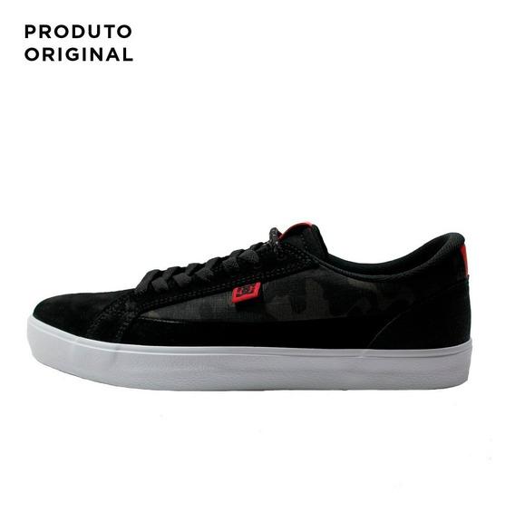 Tênis Dc Shoes Lynnfield S Se - Preto