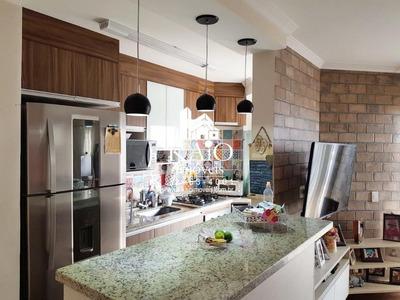 Apartamento No Atua De 65m² Com 2 Dormitórios 1 Vaga, Vila Endres - Ap1180