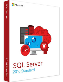 Sql Server 2016 Standard Original-entrega Inmediata