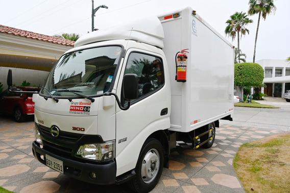 Vendo Camion Hino 2018 Nuevo, 3.5ton Furgon Calpesa