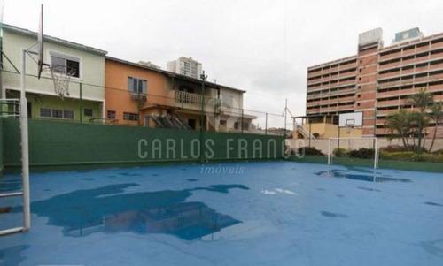 Campo Belo Apartamento Permuta Por Casa!! - Cf30254