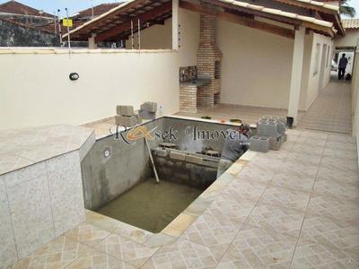 Casa Com 2 Dorms, Jardim Grandesp, Itanhaém - R$ 250.000,00, 65m² - Codigo: 234 - V234