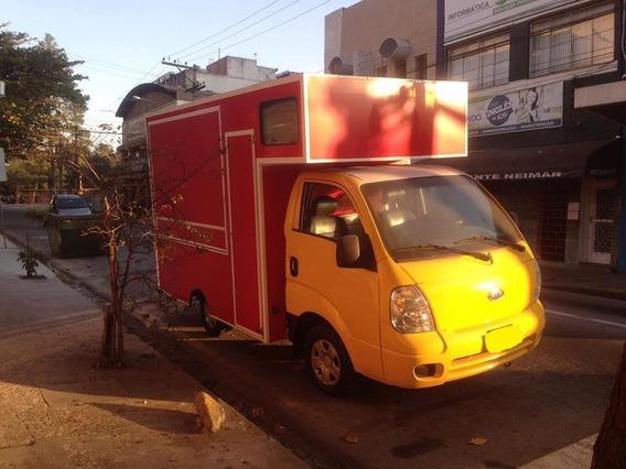 Food Truck Kia Bongo