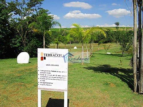 Imagem 1 de 15 de Terreno À Venda, 1200 M² Por R$ 480.000,00 - Jardim Quintas Da Terracota - Indaiatuba/sp - Te0337