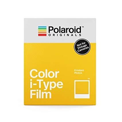 Filme Polaroid I-type Film Novo