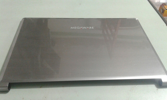 Carcaça Tampa Da Tela + Molduro Notebook Megaware Meganote