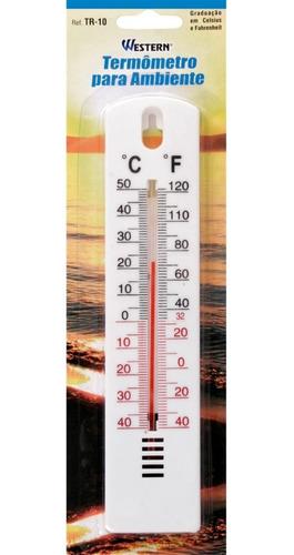 Imagem 1 de 1 de Termometro Ambiente Western Tr-10
