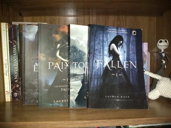 Coleção De Livros Série Fallen