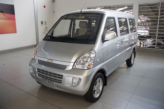 Chevrolet Van N300 Pasajeros Plus Abs 2020 Nuevo Nueva