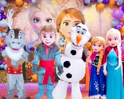 Imagem 1 de 10 de Animacao Festa Infantil Com Lindos Personagens Vivos Cover