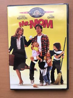 Mr. Mom, Dvd. Región 1 Ntsc