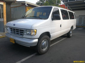 Ford Econoline E-350 Xl Sd [cargo] At 5800cc
