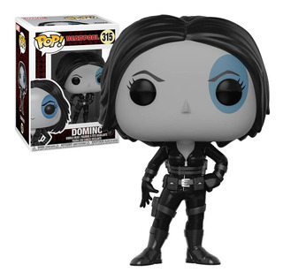 Funko Pop 315 Deadpool Parody - Domino