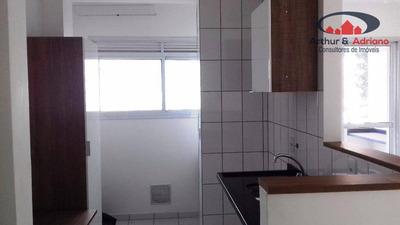 Apartamento Residencial Para Locação, Vila Andrade, São Paulo. - Ap0303