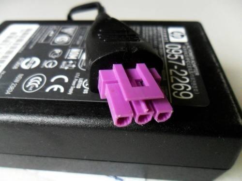 Fonte Impressora Hp 0957-2269 Plug Ponta Roxa Original