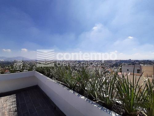 Imagen 1 de 19 de Moderna Residencia De Lujo Con Magnifico Roofgarden Con Vist