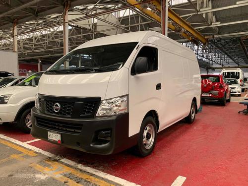 Imagen 1 de 14 de Nissan Urvan 2.5 Panel Amplia Std 5 Vel Ac 2017