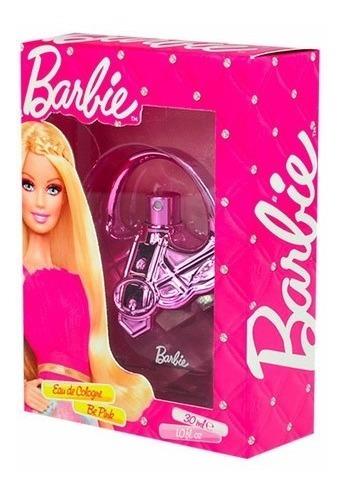 Perfume Barbie 30 Ml Colonia 100% Original