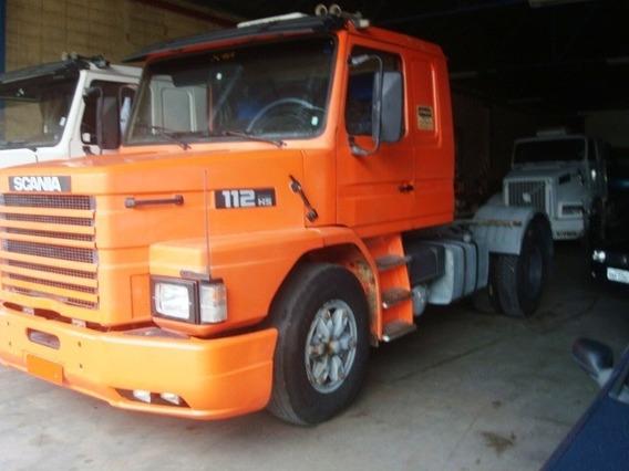 Scania T112 Hs 4x2 1989