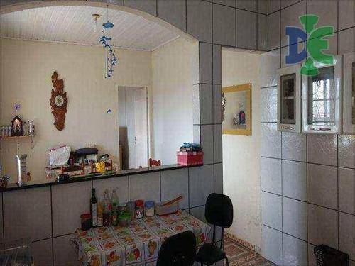 Imagem 1 de 9 de Casa Com 2 Dormitórios À Venda, 82 M² Por R$ 265.000 - Jardim Real - Jacareí/sp - Ca0581