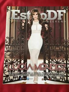 Lucia Mendez Revista Estilo Df